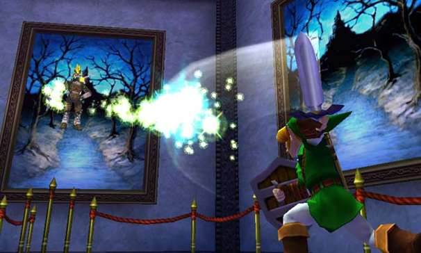 ocarina3d2 The Legend of Zelda: Ocarina of Time 3D Review