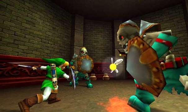 ocarina3d4 The Legend of Zelda: Ocarina of Time 3D Review