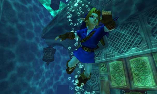 ocarina3dfive The Legend of Zelda: Ocarina of Time 3D Review