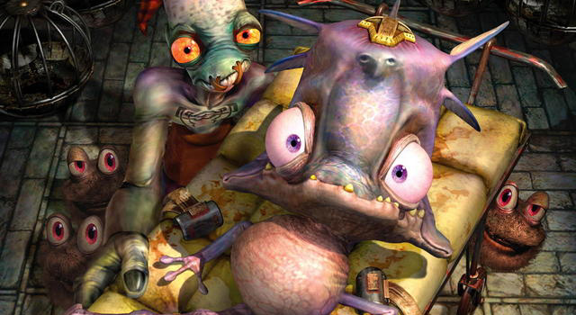PlayStation Plus Update: Oddworld Munch's Oddysee HD Free This Week