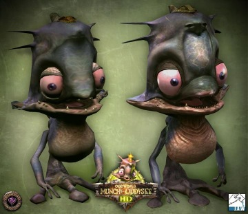 Oddworld: Munch's Oddysee HD Is Revealed For Q2 Release