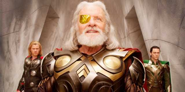 Is This Odin's Role In Thor: Ragnarok?