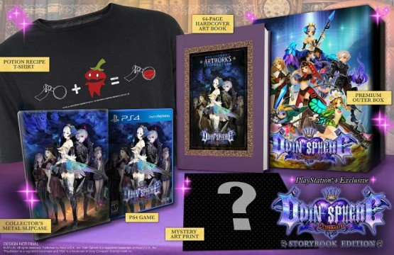 Odin Sphere: Leifthrasir Will Come To North America In Spring 2016