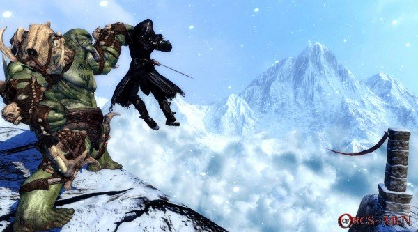 Several New Screenshots From Cyanide's Of Orcs And Men