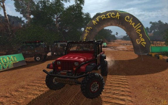 Off-Road Drive Review