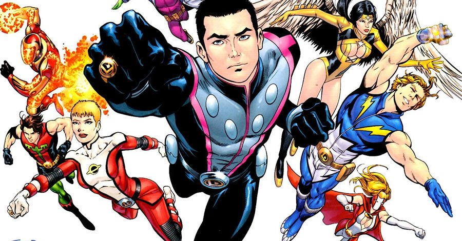 Could We See The Legion Of Superheroes On DC's Legends Of Tomorrow?