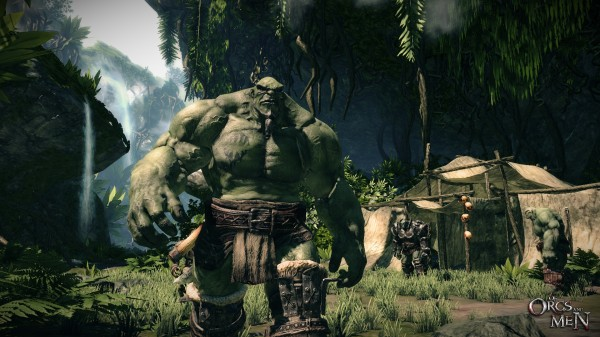 Warner Bros. Interactive Entertainment Will Publish Cyanide Studio's Of Orcs And Men