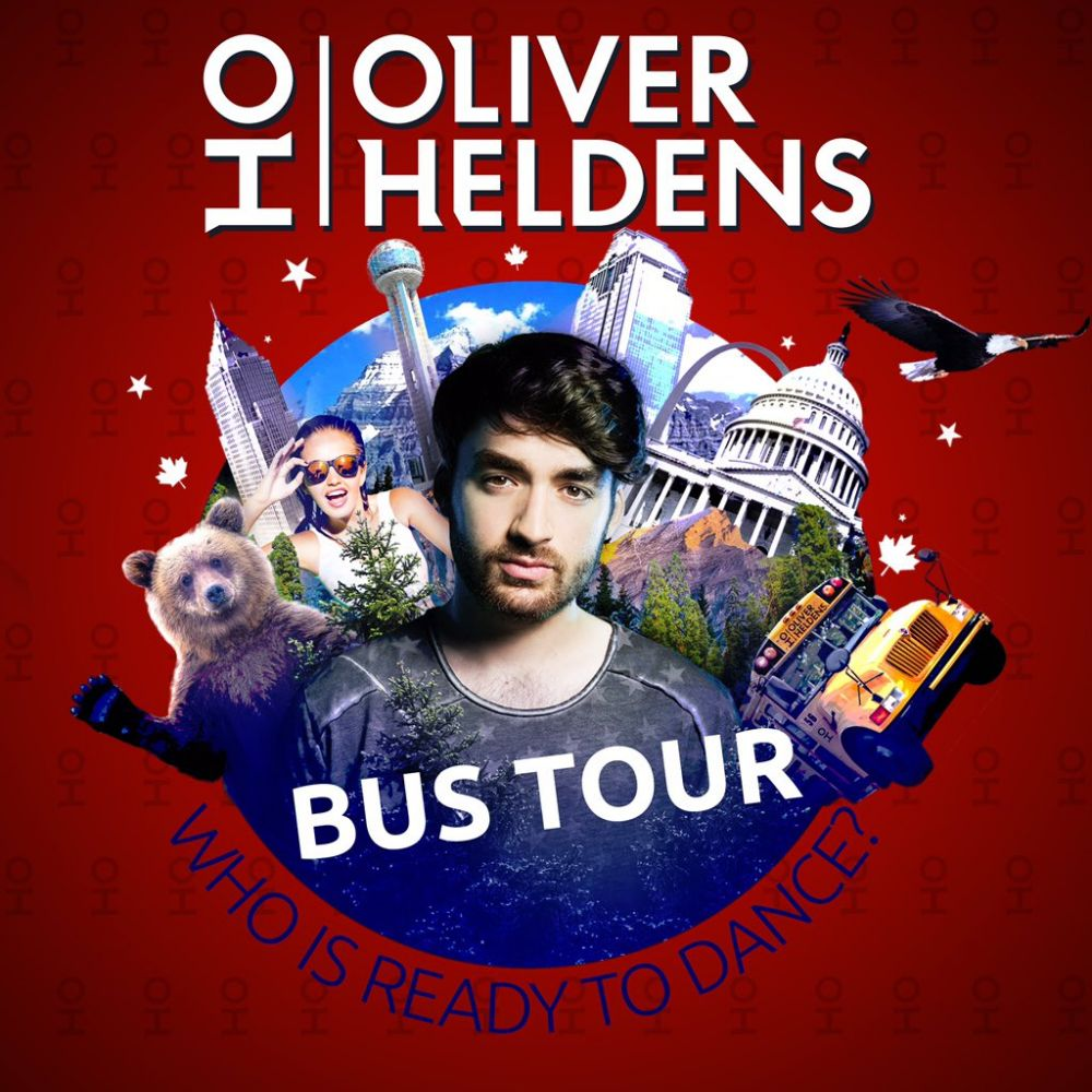 Oliver Heldens Announces North American Bus Tour