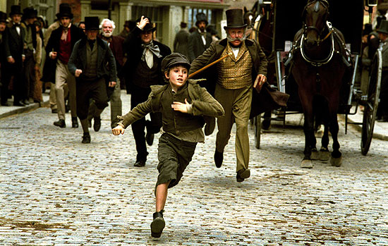 Sony Developing Oliver Twist Re-Imagining Dodge And Twist