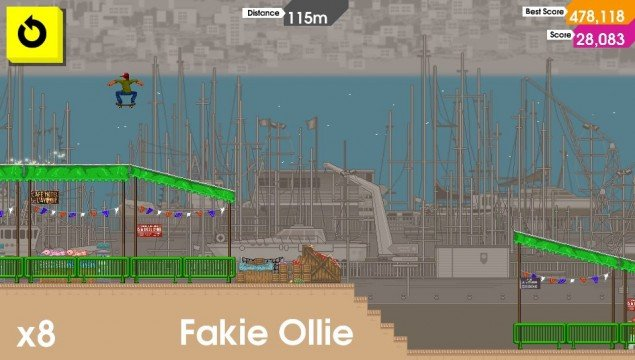 OlliOlli Will Hit Xbox One, Wii U & 3DS In March