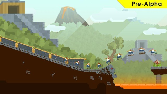OlliOlli2: Welcome To Olliwood Headlines March's Wealth Of PlayStation Plus Freebies
