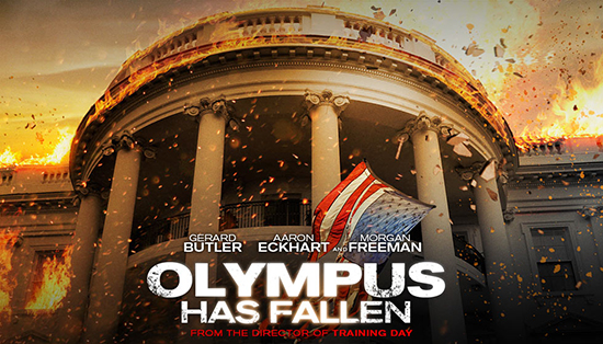 First Trailer For Olympus Has Fallen: Gerard Butler Is The Best Hope We've Got