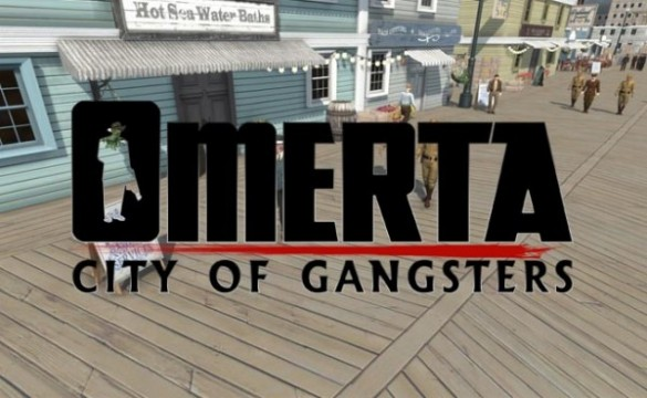 Omerta - City Of Gangsters Tasks You With Taking Over Atlantic City
