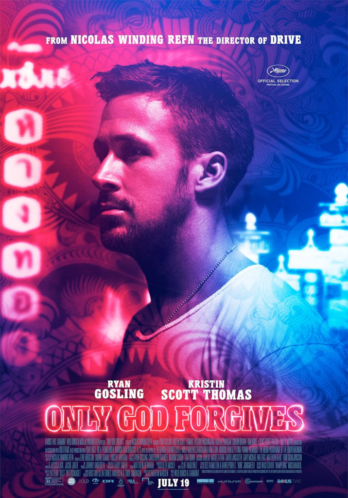 onlygodforgives 716x1024 The Top 10 Movie Posters Of 2013