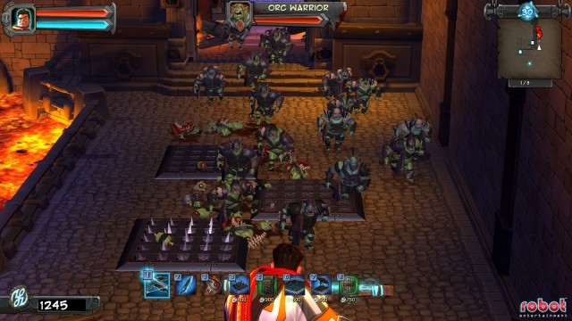 Robot Entertainment Announces Orcs Must Die