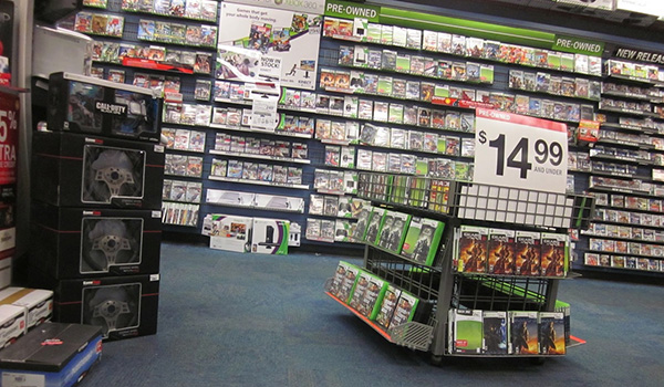 Pre-Owned Gaming