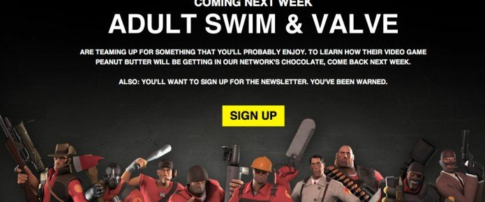 Valve Partners With Adult Swim For UpcomingTeam Fortress 2 Project