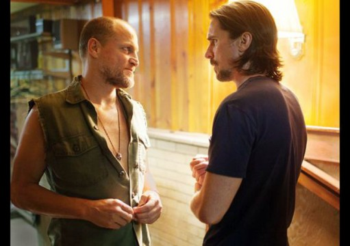 Woody Harrelson Menaces Christian Bale In Out Of The Furnace Clip