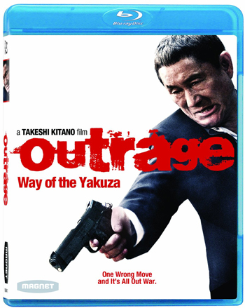 Outrage Blu-Ray Review