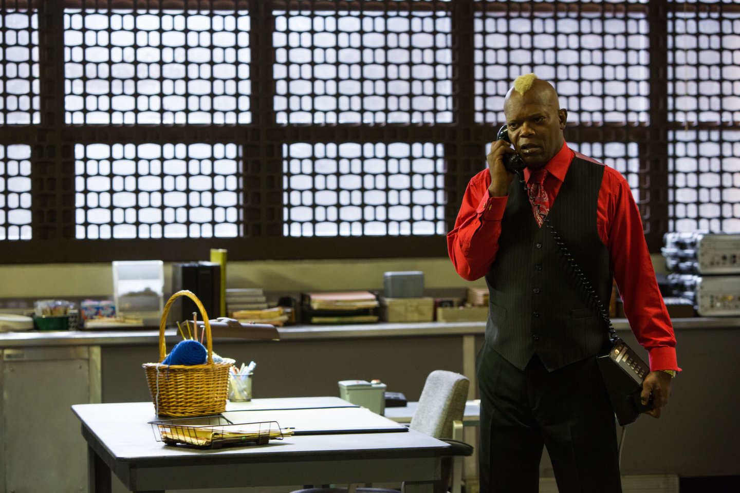 Spike Lee Talks Samuel L. Jackson's Oldboy Hair, Releases More Images