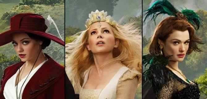 The Witches of Oz: The Great and Powerful