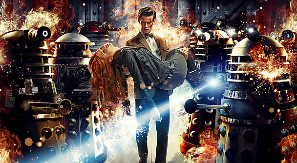 WGTC Radio #11   Doctor Who Series 7 Preview Spectacular!
