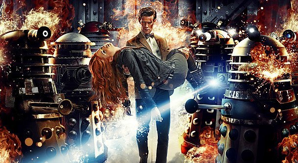 WGTC Radio #11 - Doctor Who Series 7 Preview Spectacular!