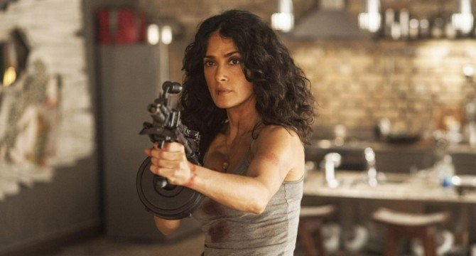 Everly Review [Fantastic Fest 2014]