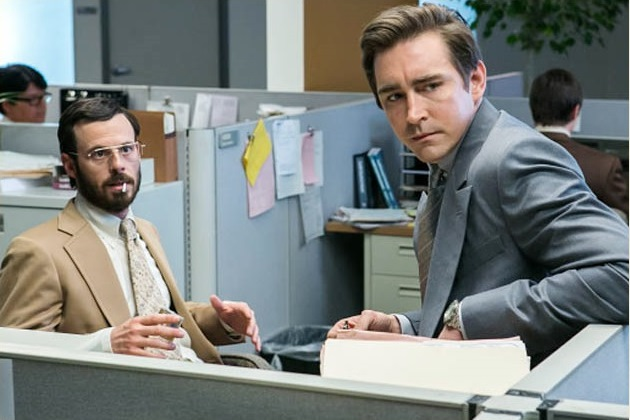 "Halt And Catch Fire Series Premiere Review: ""I/O"" (Season 1, Episode 1)"