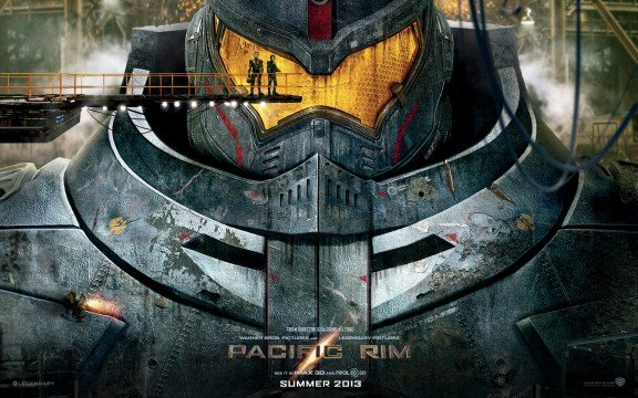 pacific rim wide 576x360 New Pacific Rim Featurette Showcases The Jaeger Robots