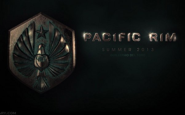 pacificrim Slick Retro Poster Hits For Guillermo del Toro's Pacific Rim