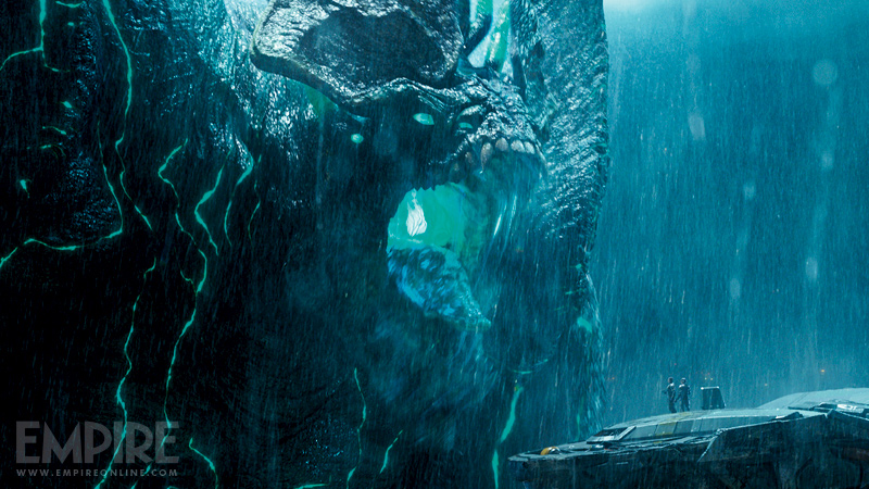 pacificrim1 New Stills From Pacific Rim Show Just How Massive Those Monsters Are
