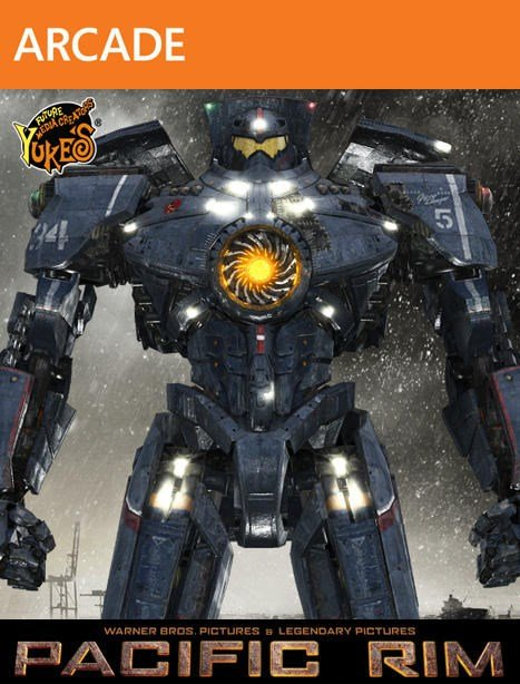 Pacific Rim: The Video Game