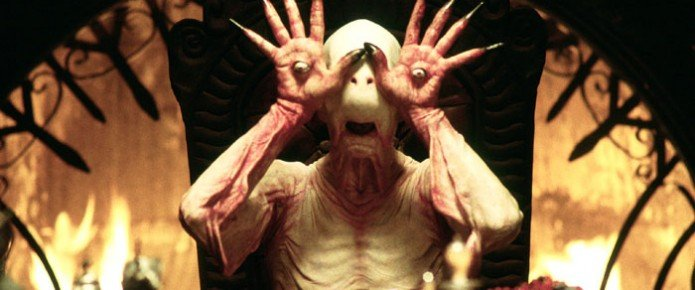 6 Non-CG Movie Creatures That Will Give You Nightmares