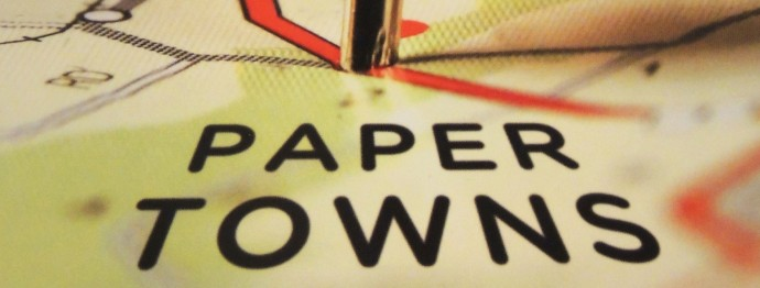 First Poster Lands For John Green Adaptation Paper Towns
