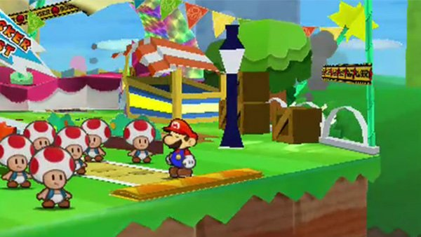 Paper Mario: Sticker Star Release Date Announced; North American 3DS/DS Release Schedule Detailed
