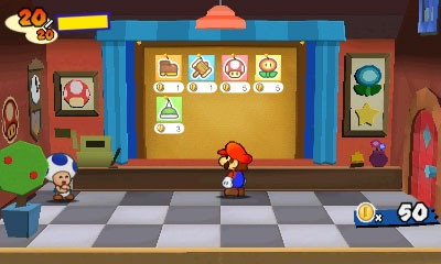 papermariostickerstar2 Paper Mario: Sticker Star Review
