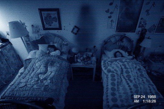 Paranormal Activity Could Be Up For A Reboot Soon