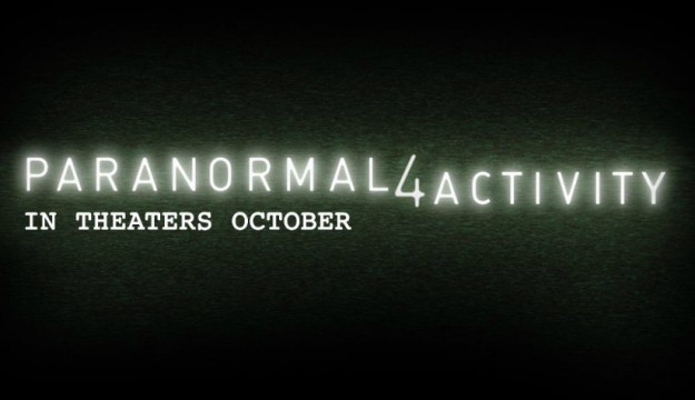 Paranormal Activity 4 To Be Found In IMAX