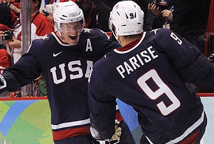 Zach Parise And Ryan Suter Head To Minnesota Wild On 13 Year Contracts