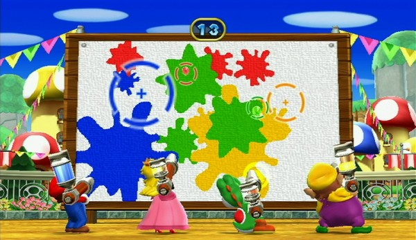 Now Available: Save The Mini Stars In Mario Party 9