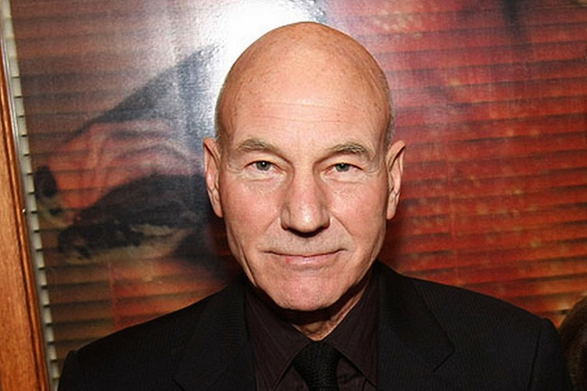 Patrick Stewart Signs On To Play A White Supremacist In Green Room