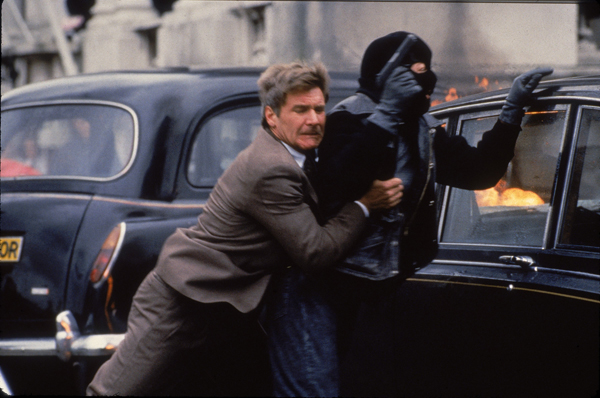 patriot games movie image harrison ford We Got This Covereds Top 100 Action Movies