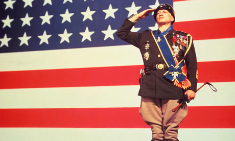 patton460 The Top Ten Most Patriotic Movies