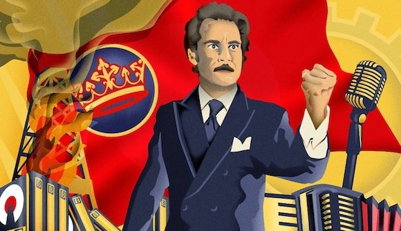 Paul F. Tompkins: Laboring Under Delusions Special