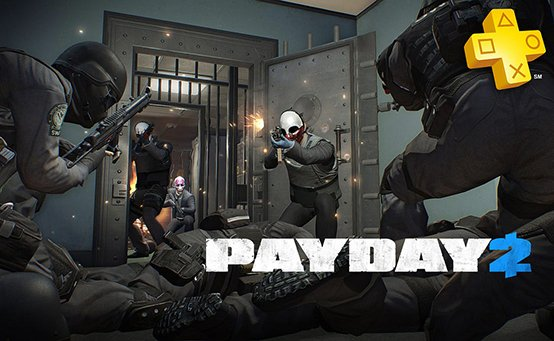Payday 2 Free For PlayStation Plus Members This Week