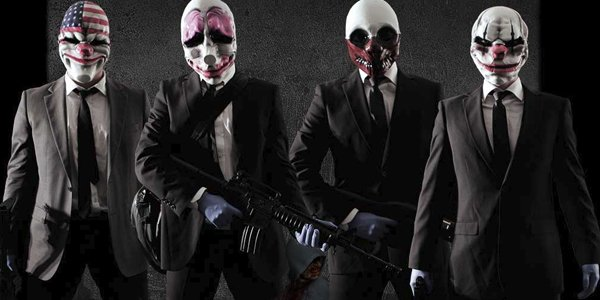 You Got Some Payday: The Heist In My Left 4 Dead