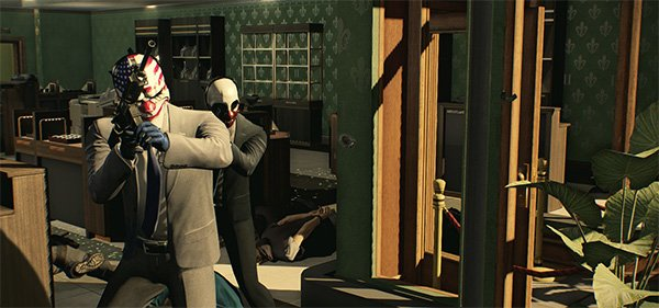 Payday 2 Pre Order Bonuses Announced Along Side A New Gameplay Trailer