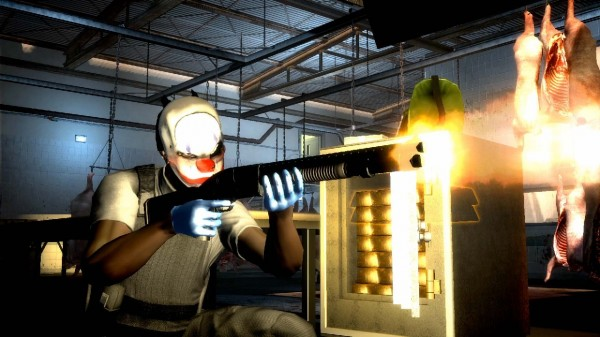 Payday: The Heist Will Hold Up PSN On October 18