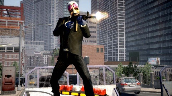 Payday: The Heist No Mercy DLC Has Broken Out Of Quarantine